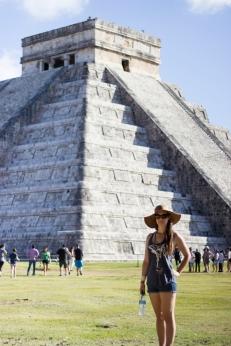 Chichen Itza - Pyramide Kukulkan