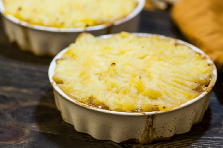 beef cottage pie recipe