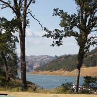 Birthday Trip to Lake Berryessa
