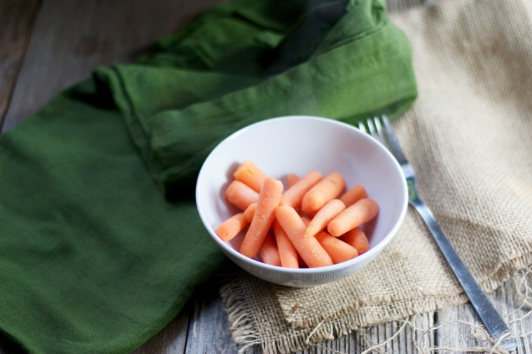 Carrots as part of a limited diet to test for food sensitivities on handfulofsunshine.com